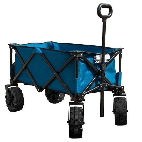 TimberRidge Folding Camping Wagon/ Cart