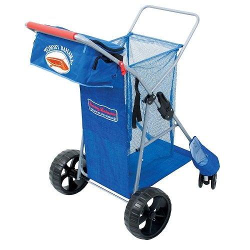 Tommy Bahama All Terrain Beach Cart review