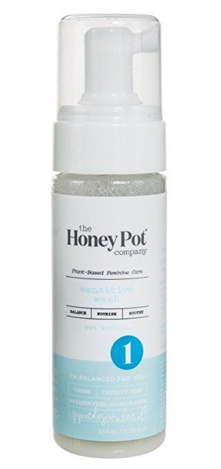 The Honey Pot - PH Balanced Feminine Wash 5.69 oz - Sensitive