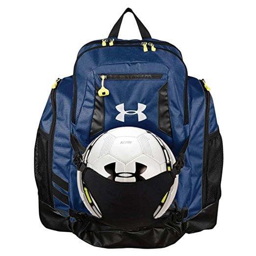 Under Armour Unisex Striker II Soccer Backpack