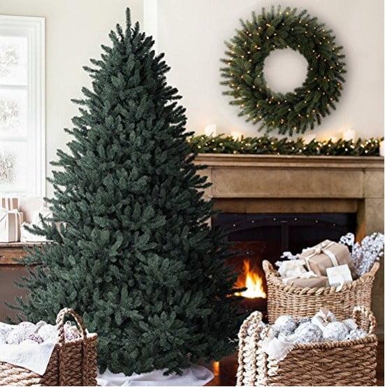 Balsam Hill Blue Artificial Christmas Tree