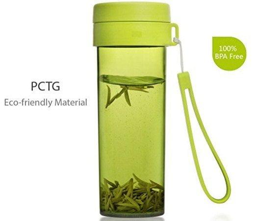 Emoi 16oz Sports Infuser Water Bottle