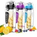 Energy Essentials Fruit Infuser Water Bottle
