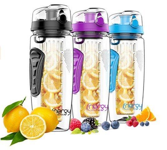 Top 10 Best Fruit Infuser Water Bottle Reviews 2018