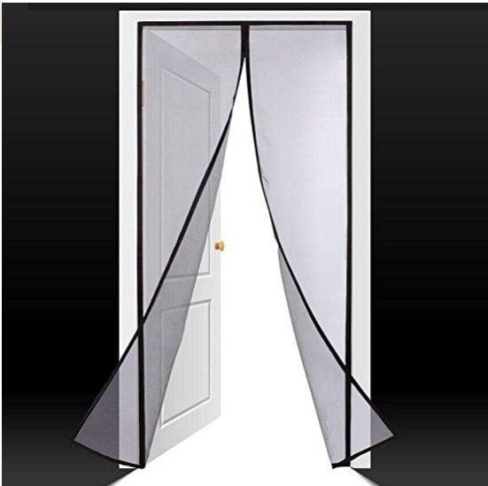 FabricMCC Magnetic Screen Door