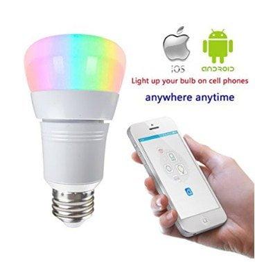 LAKES LED Smart WiFi Light Bulb
