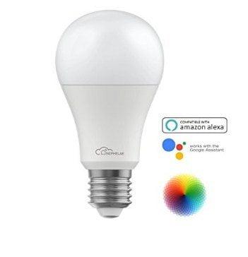 Nephelae Smart Wi-Fi LED Bulb
