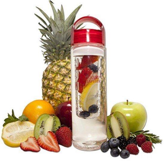 Sharp Infuser Water Bottle