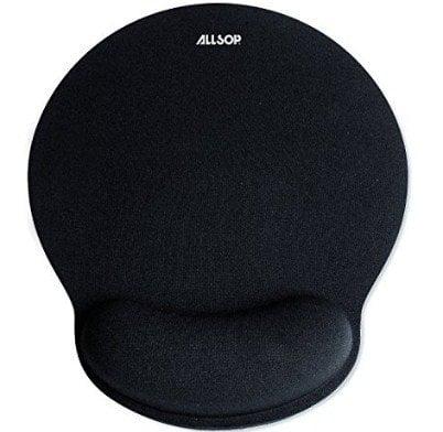 Allsop Mouse Pad Pro Memory Foam Mouse Pad