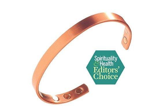 Arthritis Pain Relief - Pure Copper Magnetic Bracelet For Rheumatoid Arthritis
