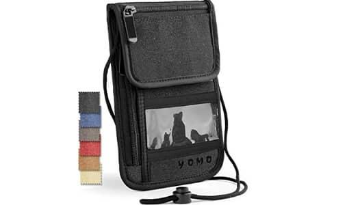 Passport Holder- by YOMO