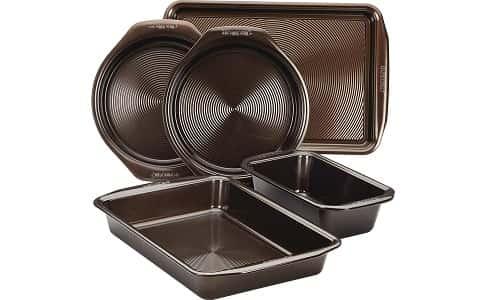 Circulon Nonstick Bakeware 5-Piece Bakeware Set