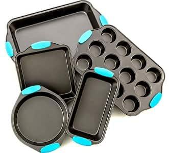 IntriomBakeware Set -Premium Nonstick Baking Pans