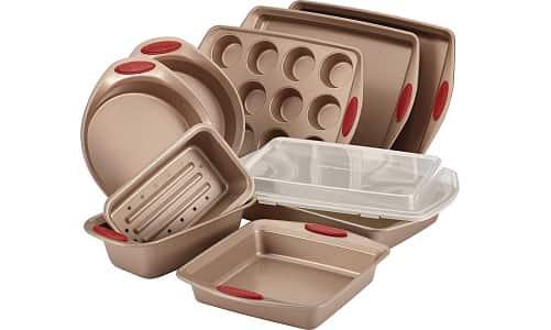 Rachael Ray Cucina Nonstick Bakeware 10-Piece Set