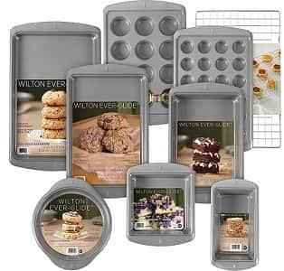 Wilton Ever-Glide Non-Stick Bakeware Set