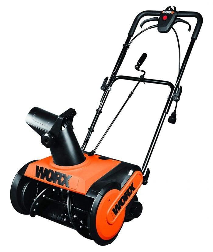 WORX WG650 Snow Thrower