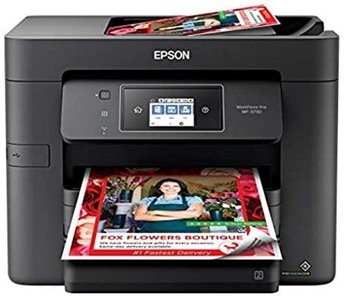 Epson Workforce Pro WF-3730